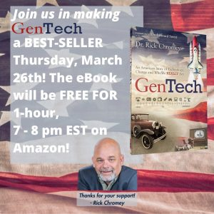 best seller campaign for ebook March 26, 2020 7-8pm eastern time