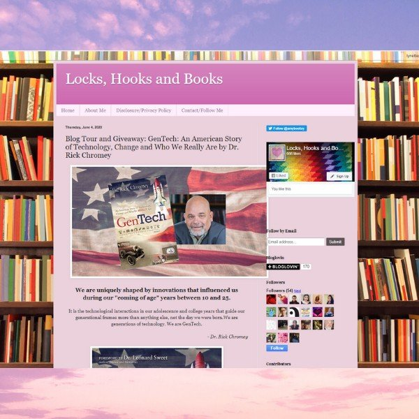 Locks, Hooks and Books Book Review image