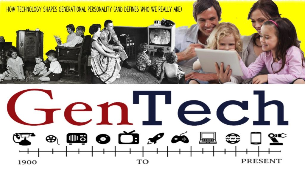 GenTech How Tech Shapes Gen Personality AD