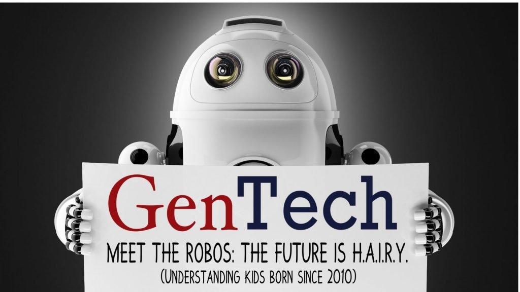 GenTech Meet the Robos AD