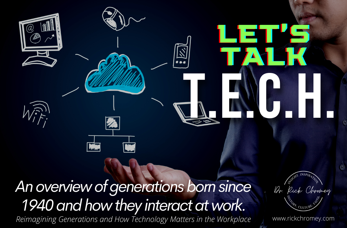 Let's Talk TECH Workshop AD Banner
