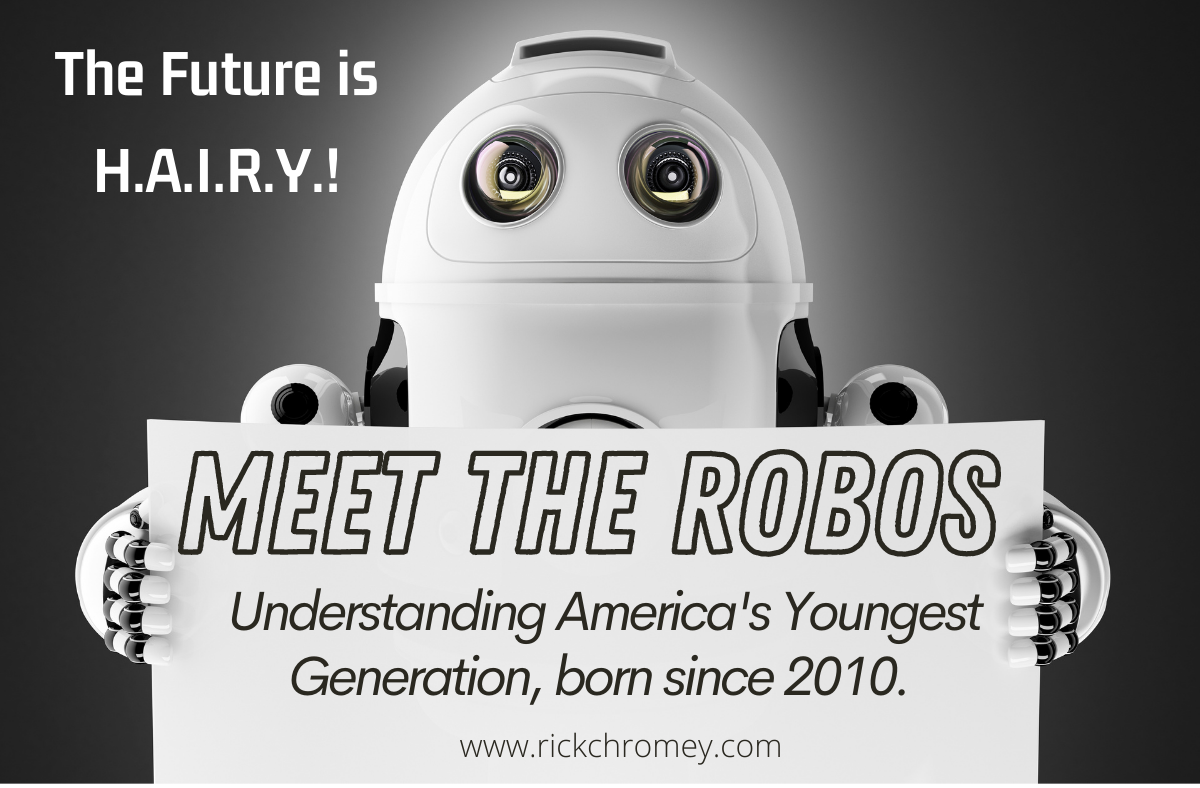 Meet the Robos Workshop AD Banner