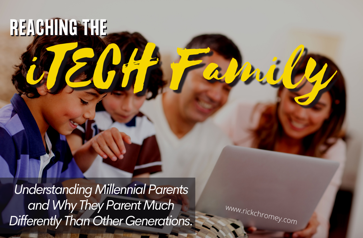 Reaching the iTech Family Workshop AD Banner