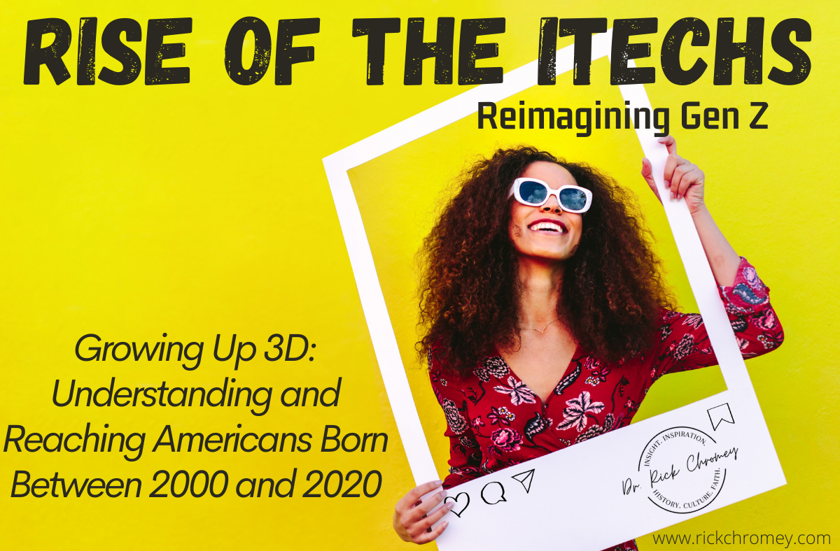 Rise of iTechs Workshop AD Banner