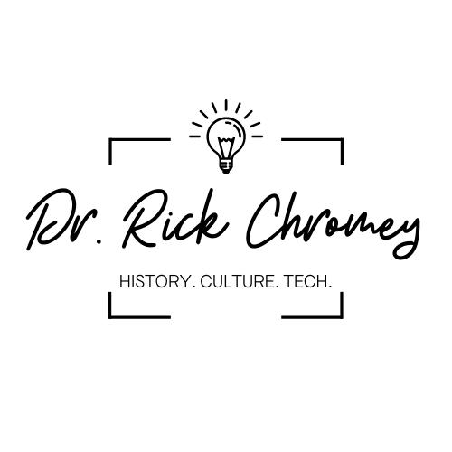 Rick Chromey LOGO.History.Culture.Tech