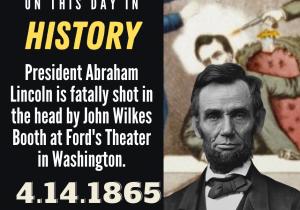 OTDIH.April 14 1865