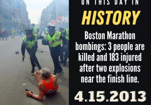 OTDIH.April 15 2013.Boston Marathon Bombings