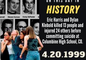 OTDIH.April 20 1999.Columbine Massacre