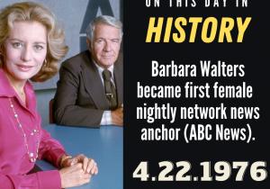 OTDIH.April 22 1976.Walters Joins ABC News